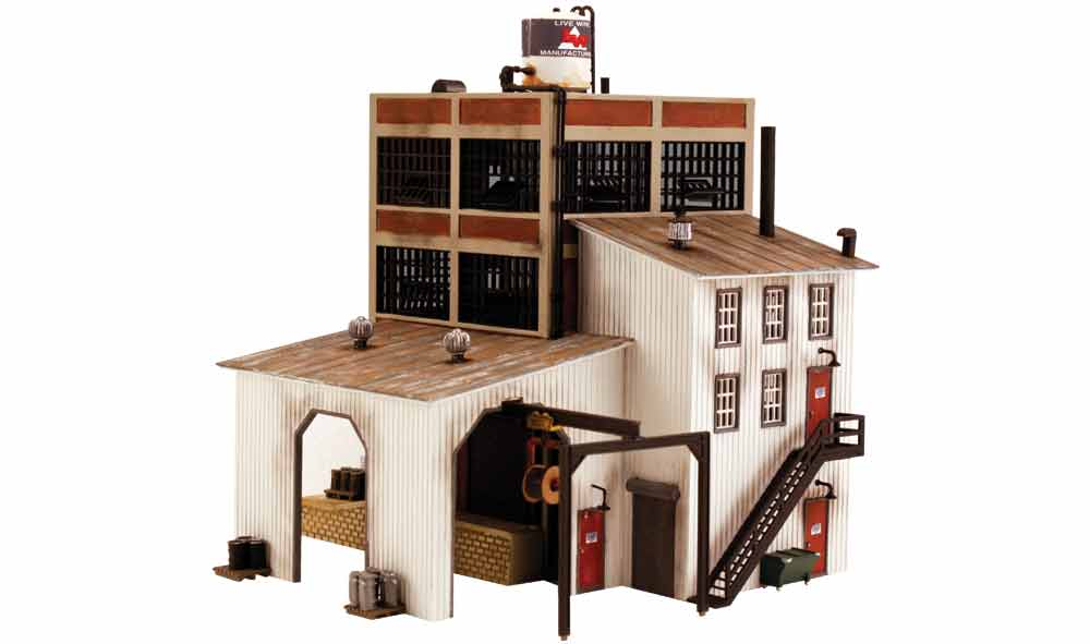 Live Wire Manufacturing - HO Scale Kit