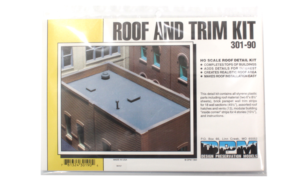 Roof and Trim Kit