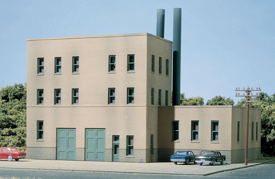 Ho Scale Modular Building Kits