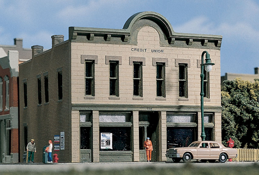 Crestone Credit Union - N Scale Kit