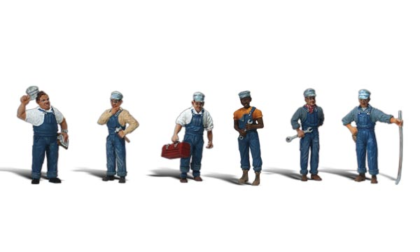 Train Mechanics - HO Scale