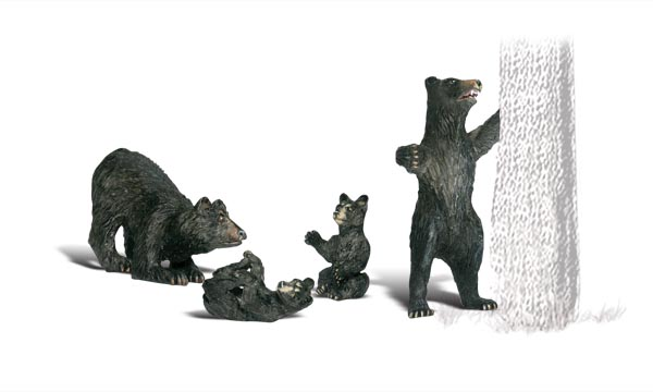 Harry Bear and Family - G scale