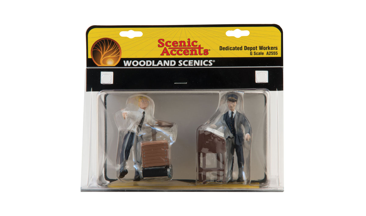 Dedicated Depot Workers - G Scale