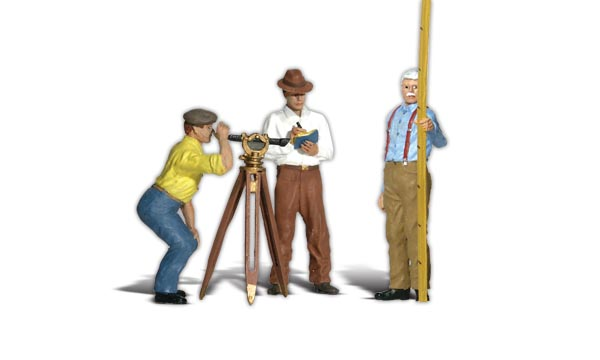 Hilow Brothers Surveying - G Scale