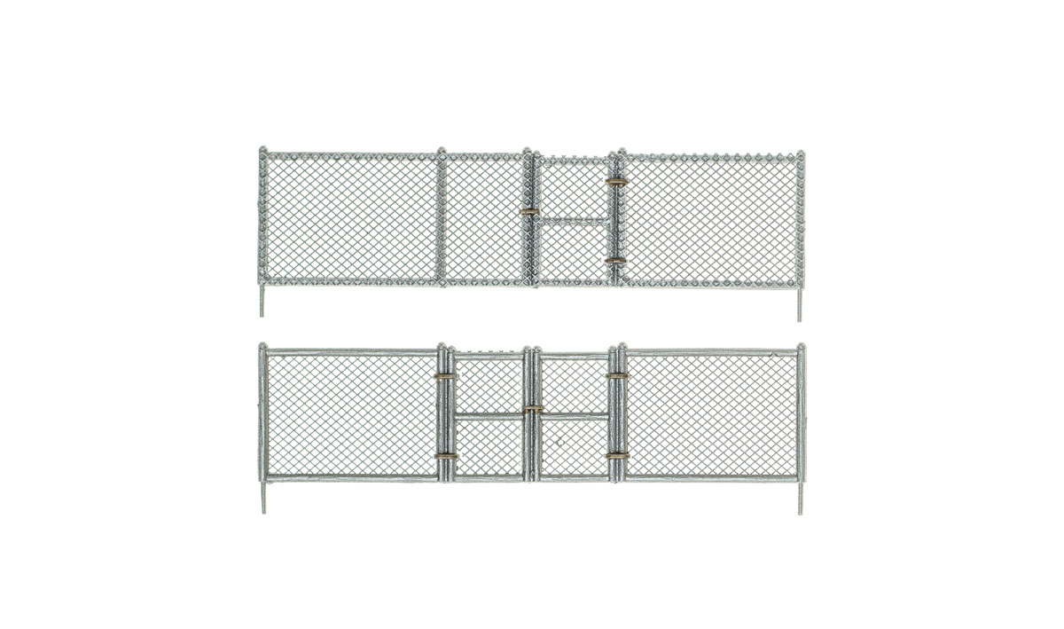 Chain Link Fence - N Scale