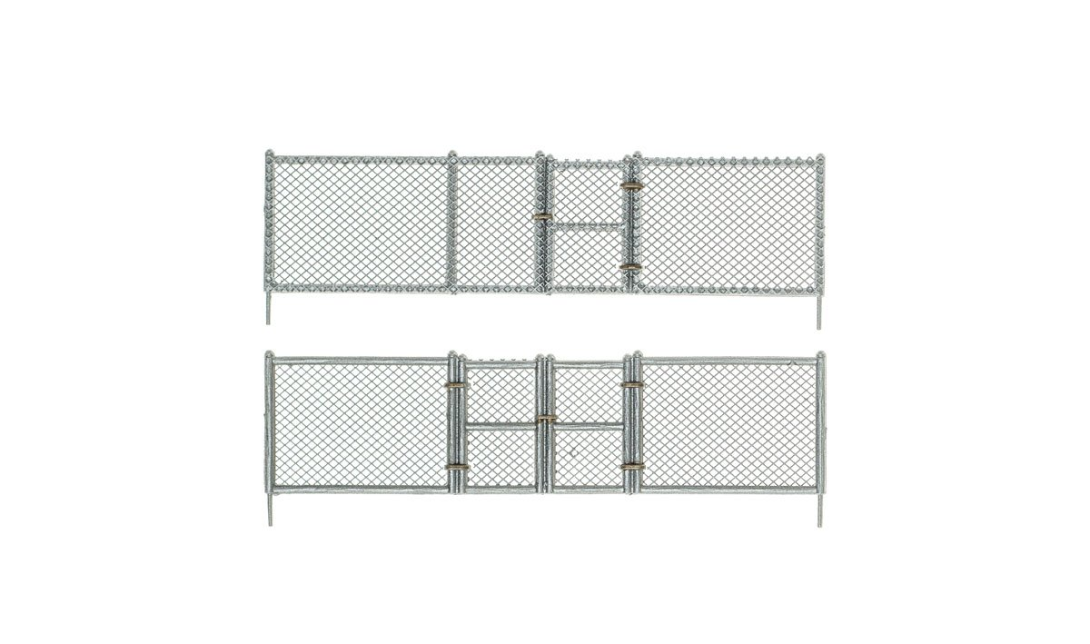 Chain Link Fence - O Scale