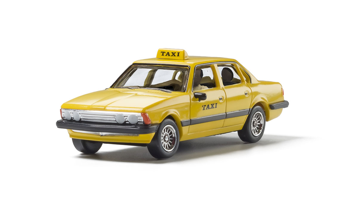 Taxi - HO Scale