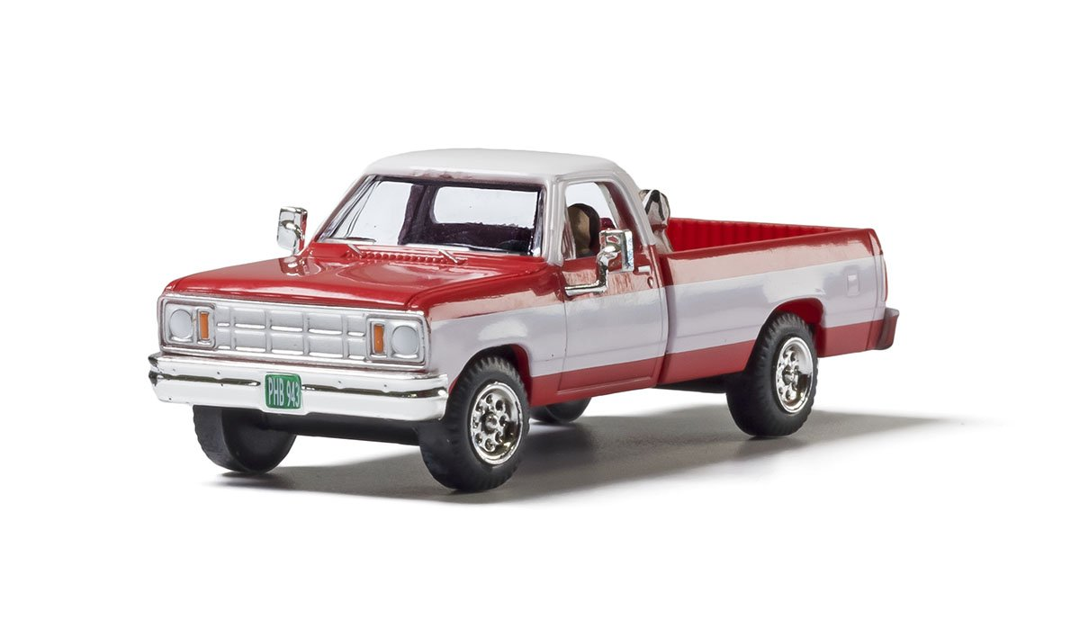 Two-Tone Truck - HO Scale
