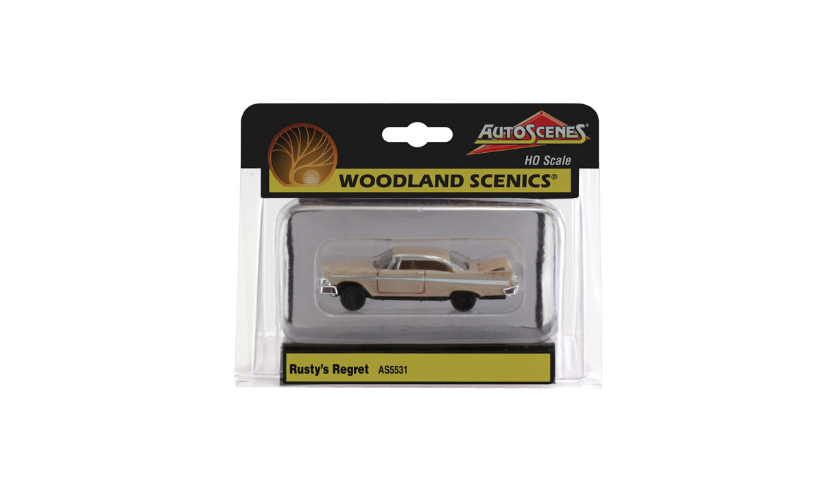 Rusty's Regret - HO Scale