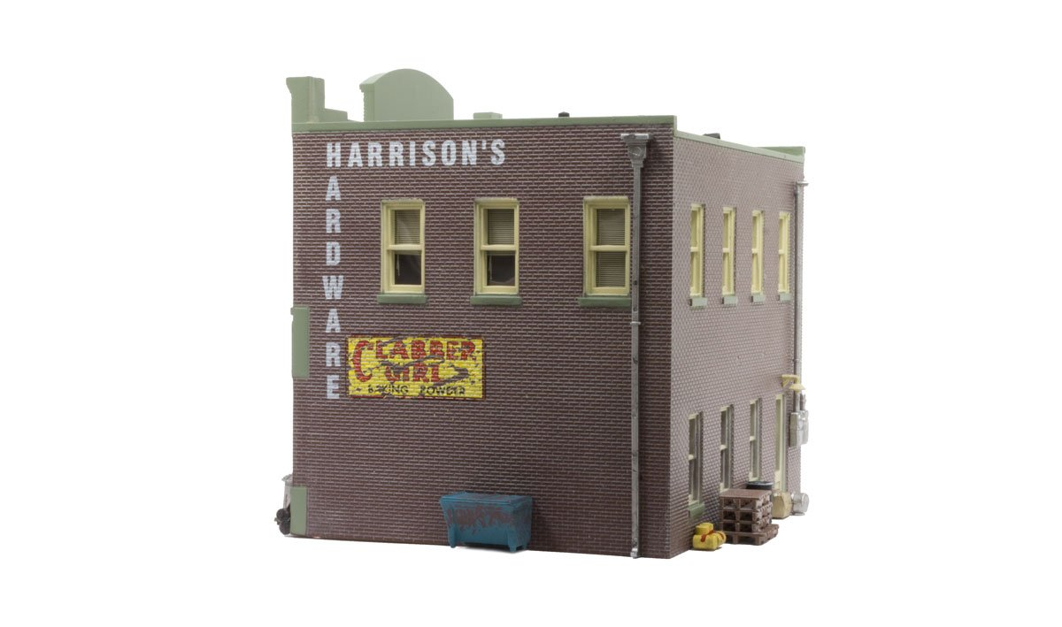 Harrison's Hardware - N Scale