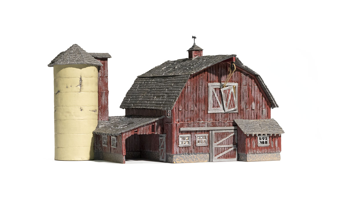 Old Weathered Barn N Scale N Scale Woodland Scenics Model Layouts Scenery Buildings