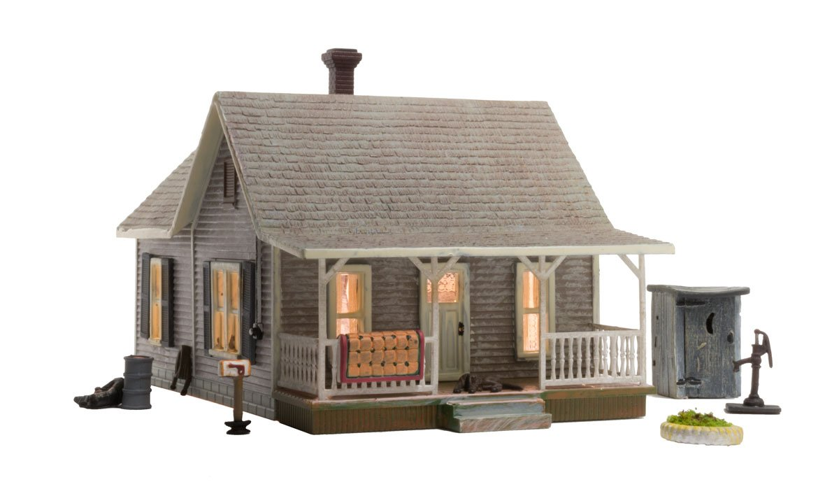 Old Homestead - N Scale