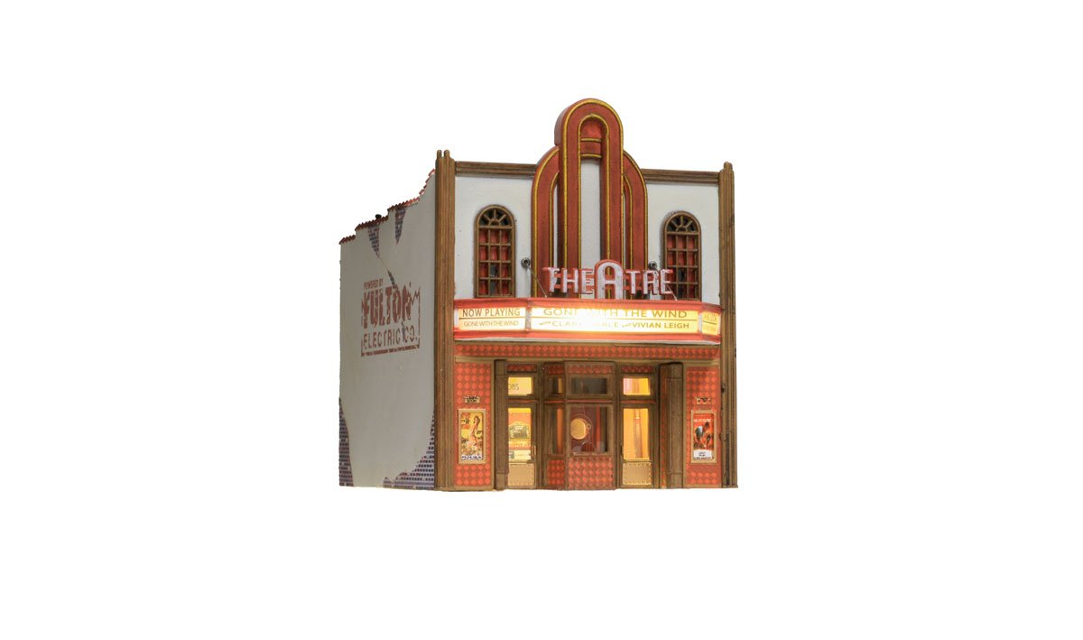 Woodland BR4944 N Built-Up Theater