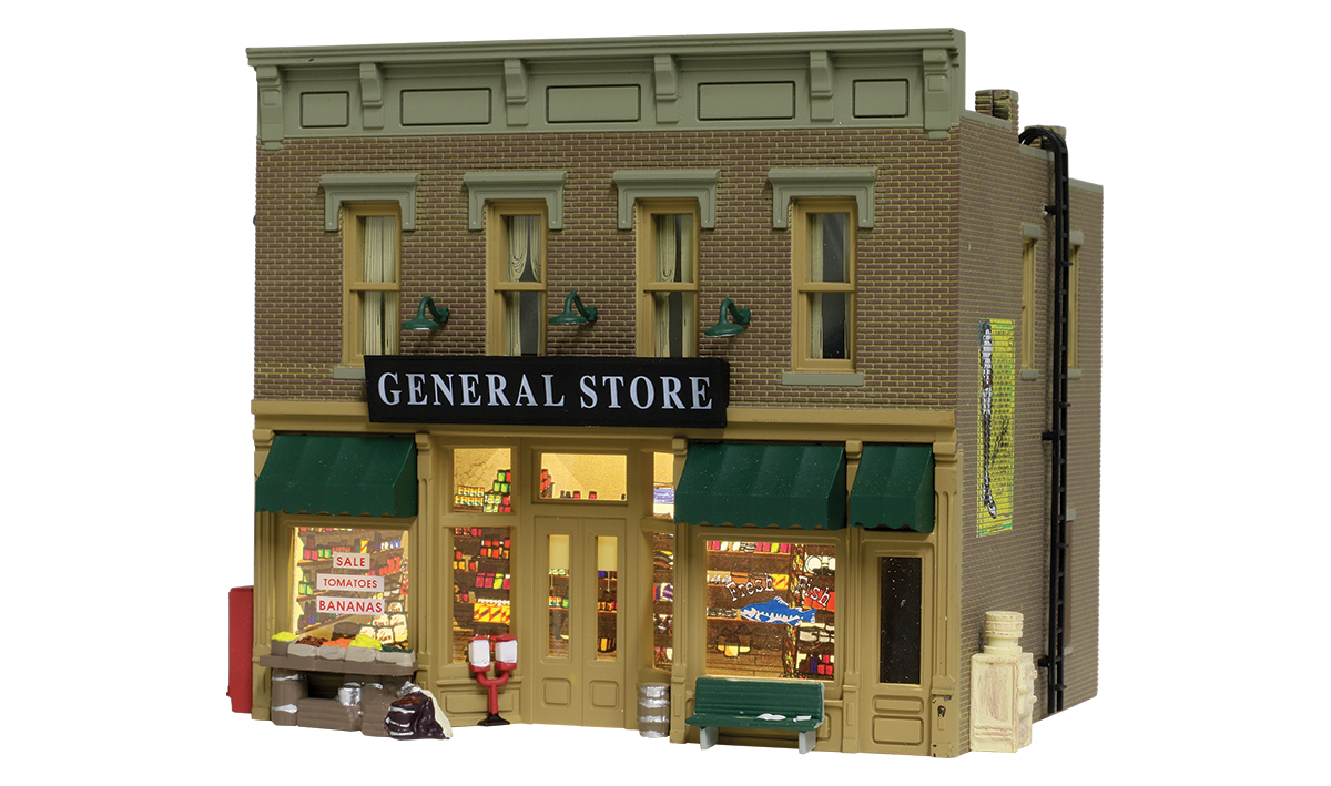 Lubener S General Store Ho Scale Ho Scale Woodland