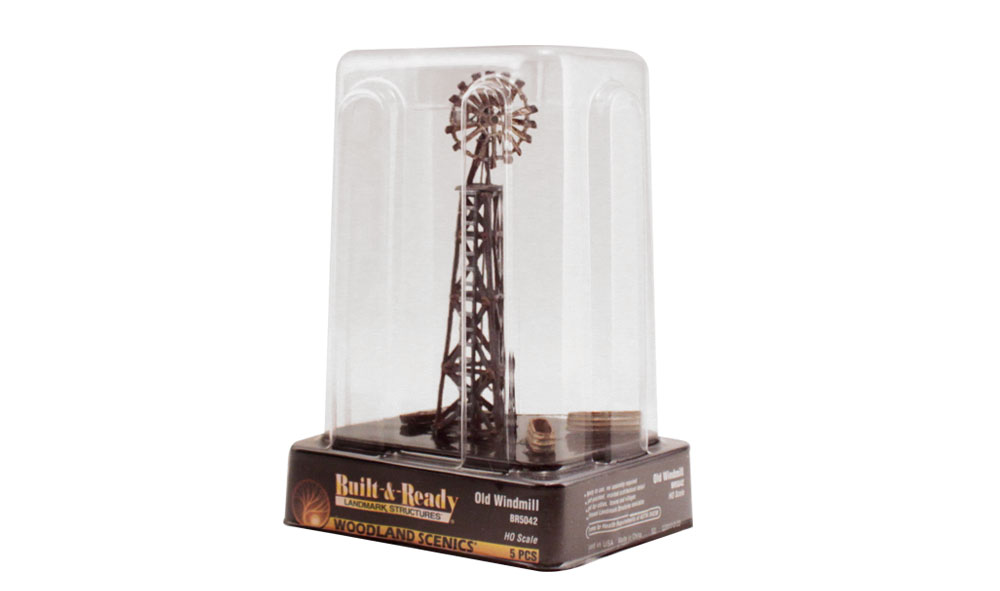 Old Windmill - HO scale