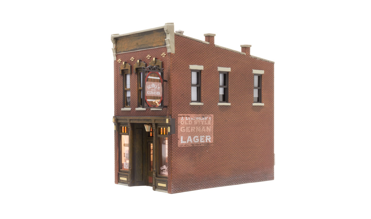 Sully's Tavern - HO Scale