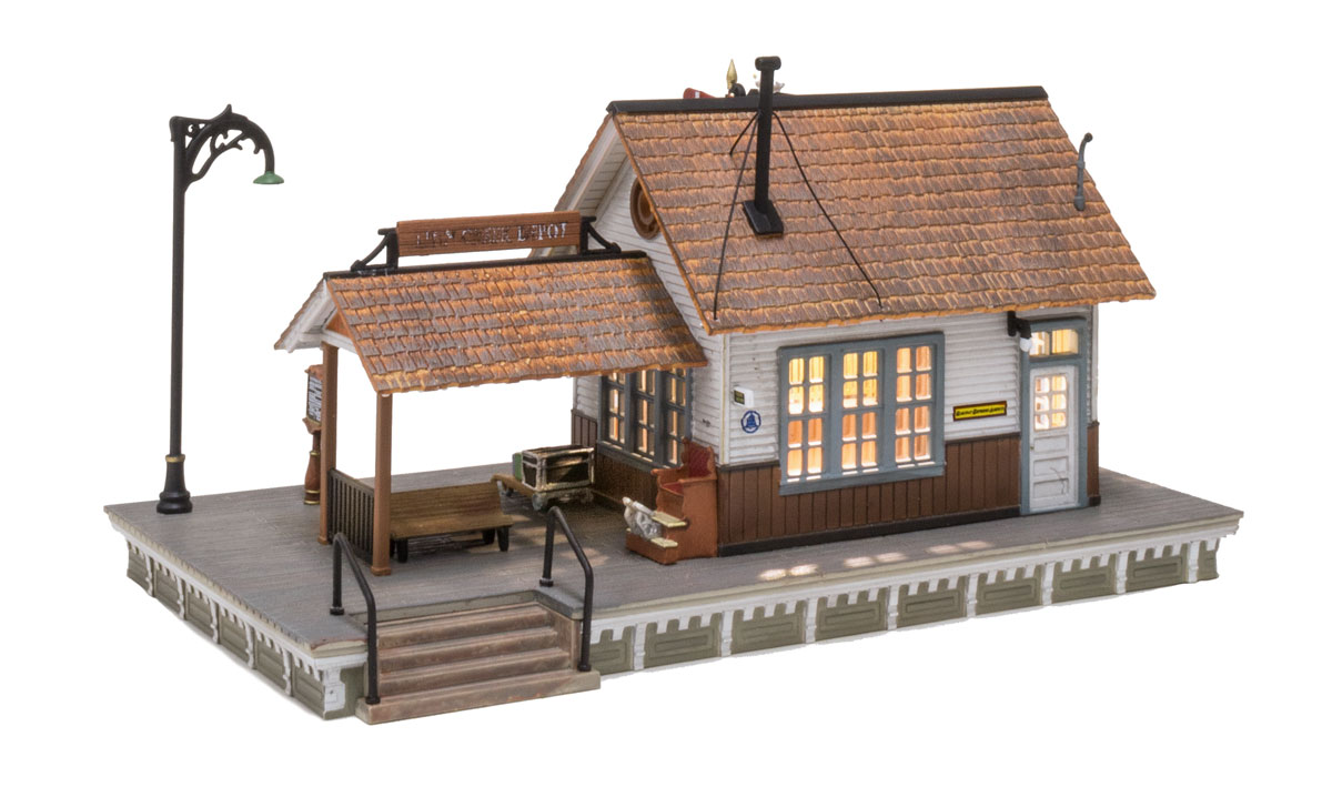 The Depot - HO Scale