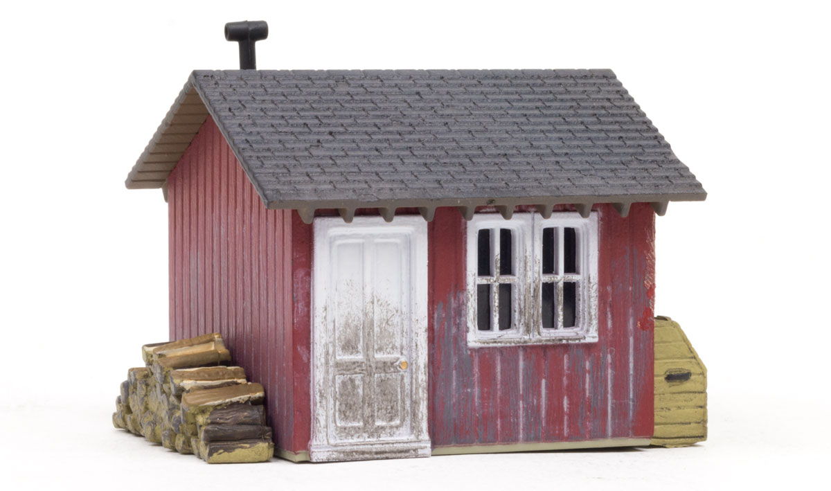 Work Shed - HO Scale