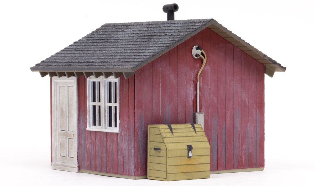 Work Shed - O Scale