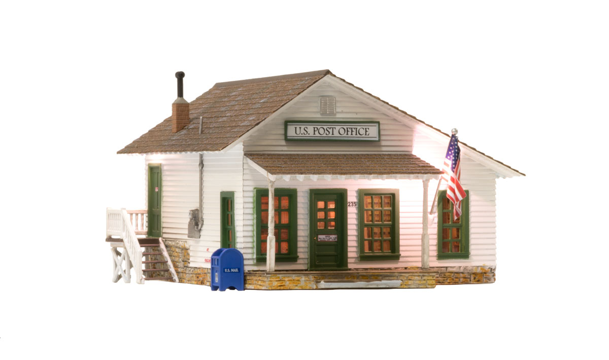 WOOBR5864 Woodland Scenics Co O Built-Up Letters, Parcels & Post