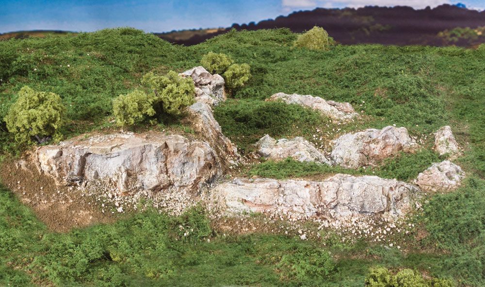 Outcropping Ready Rocks Woodland Scenics