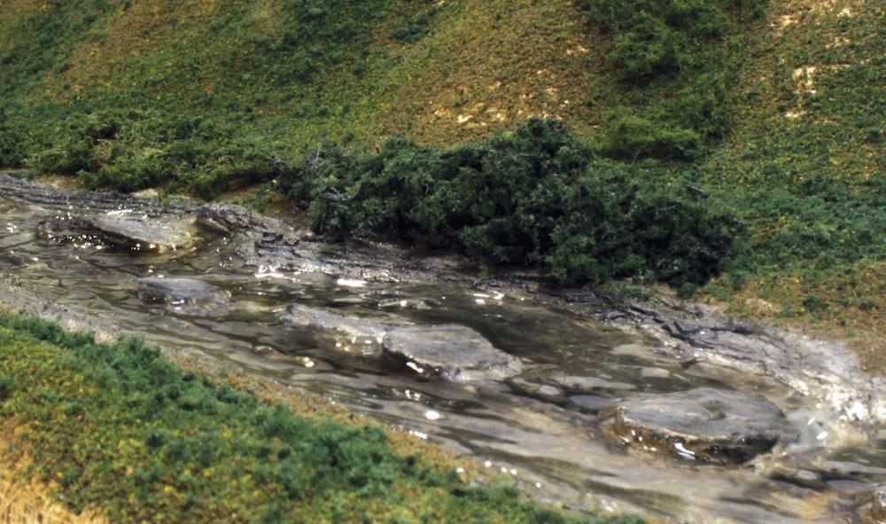 Creek Bed Ready Rocks Woodland Scenics
