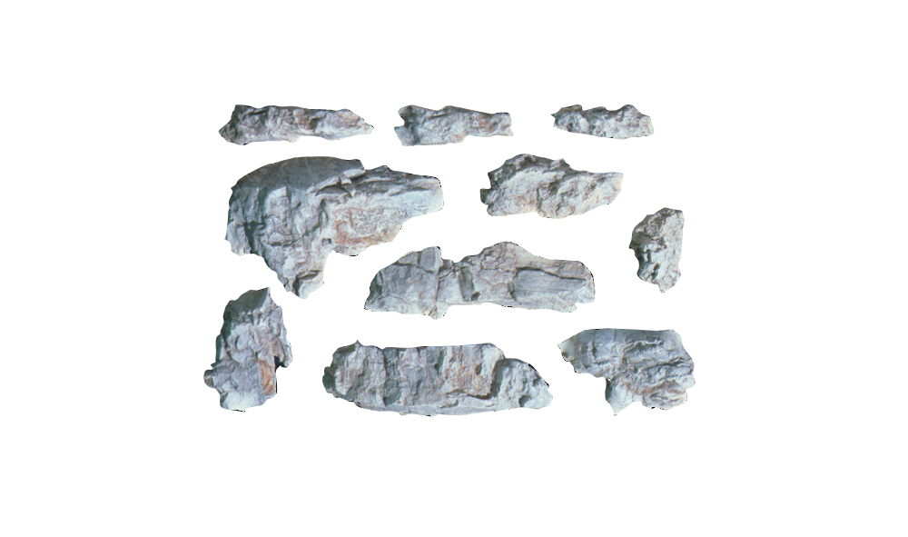 Outcroppings Rock Mold