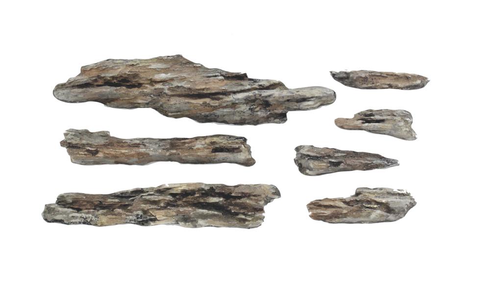 Felsen-Gussform verwitterter Felsen Woodland C1238 Rock Molds