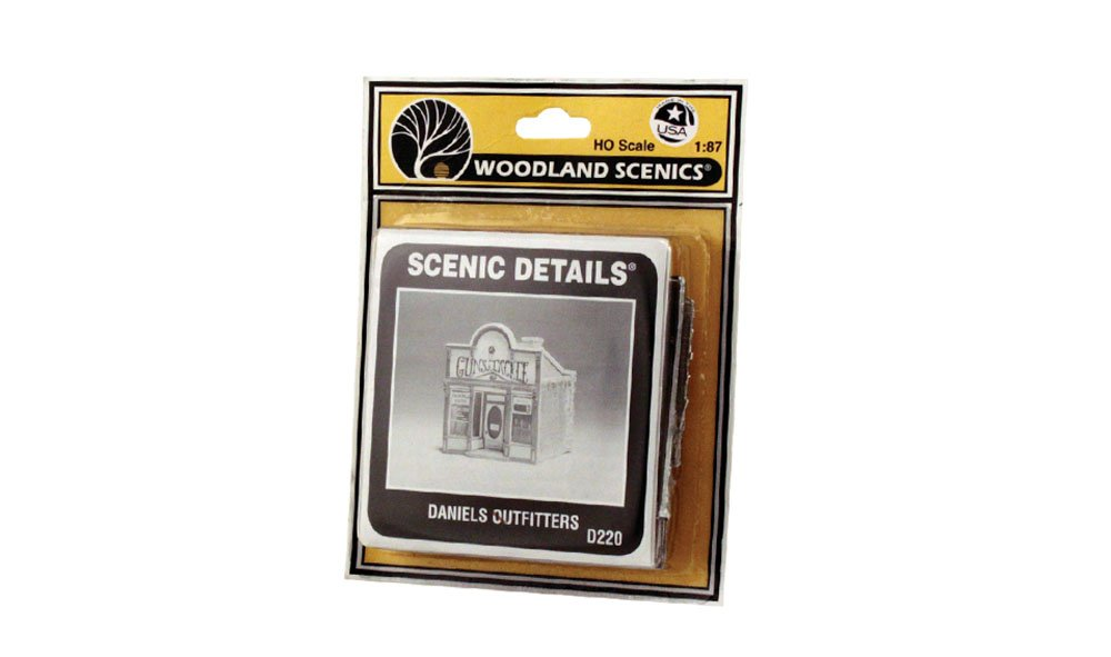 Daniels Outfitters HO Scale Kit