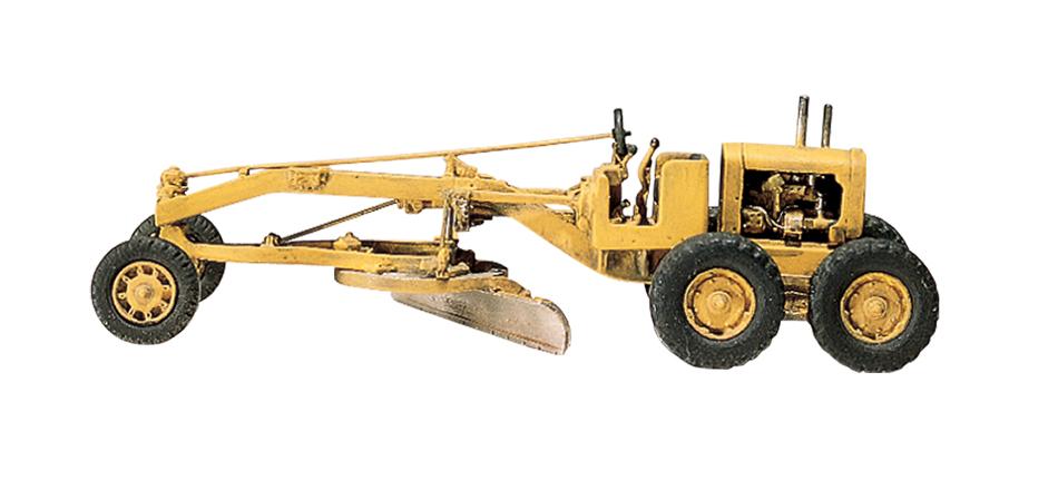 Motor Grader HO Scale Kit - Woodland Scenics