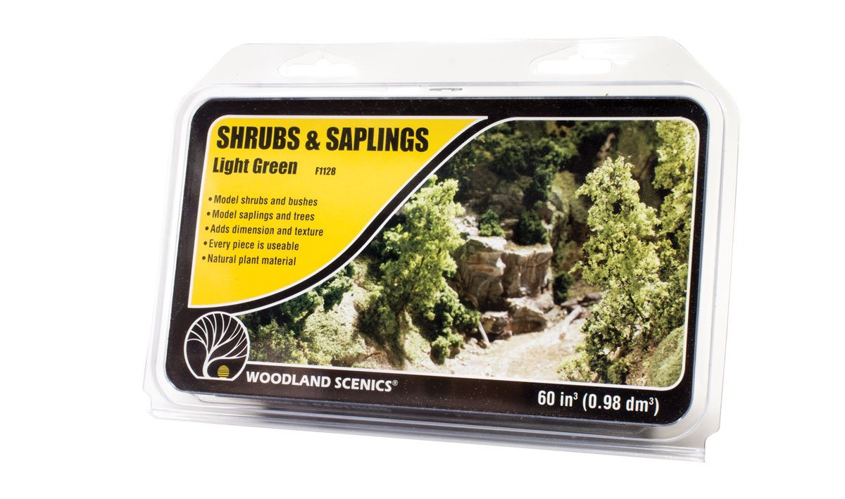 Shrubs & Saplings Light Green
