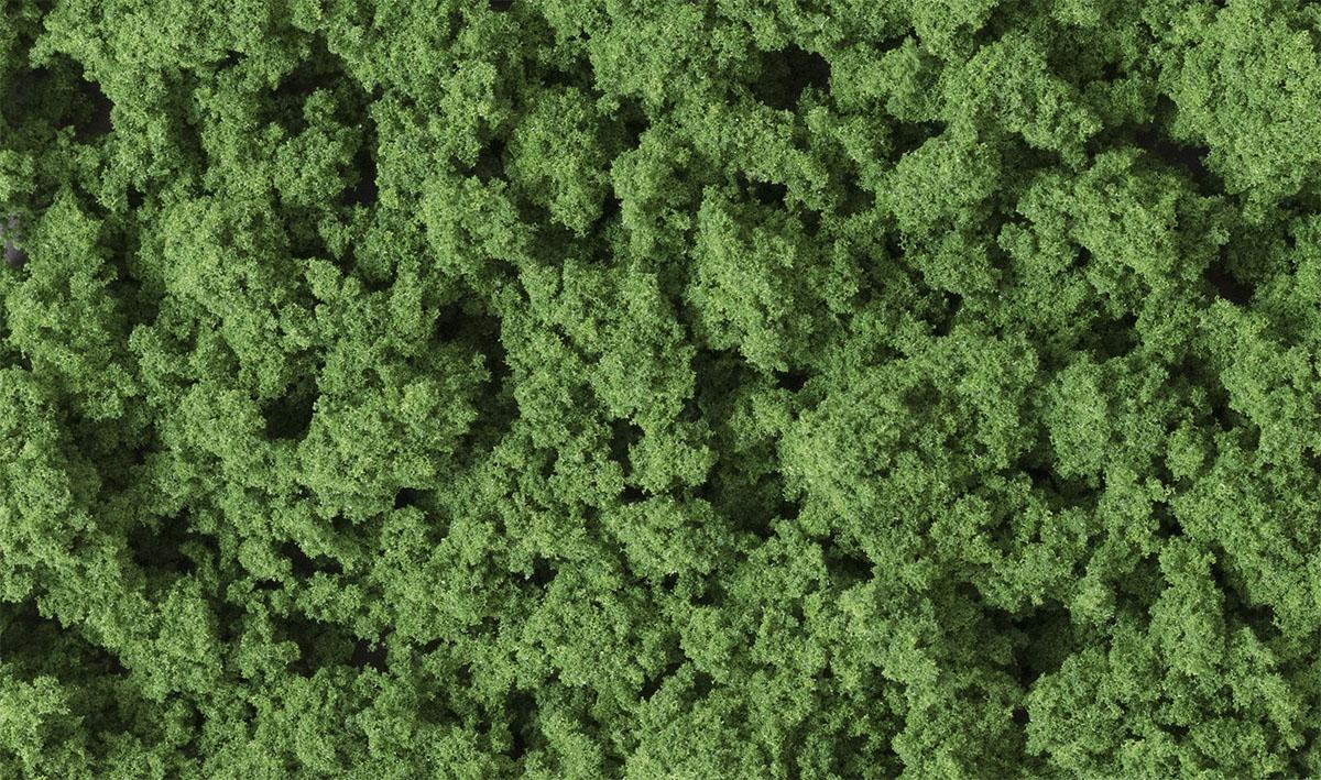 Woodland Scenics FC683 Clump Foliage Medium Green Bag Train Scenery