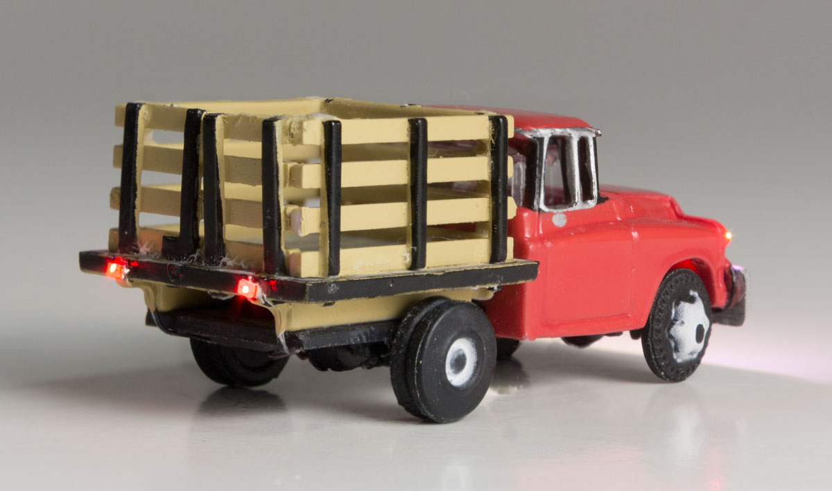Heavy Hauler - N Scale