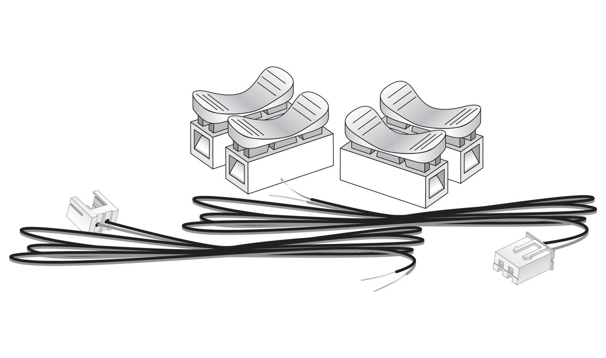 Woodland JP5684 Extension Cable Kit WOOJP5684