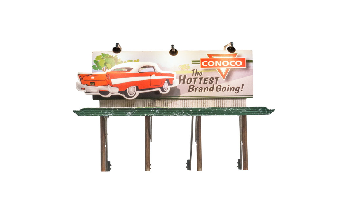 The Hottest Brand - HO Scale
