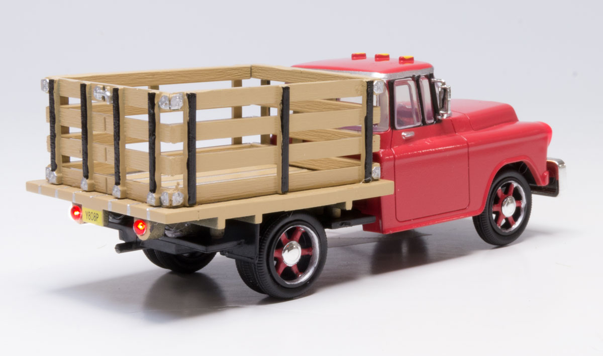 Heavy Hauler - O Scale