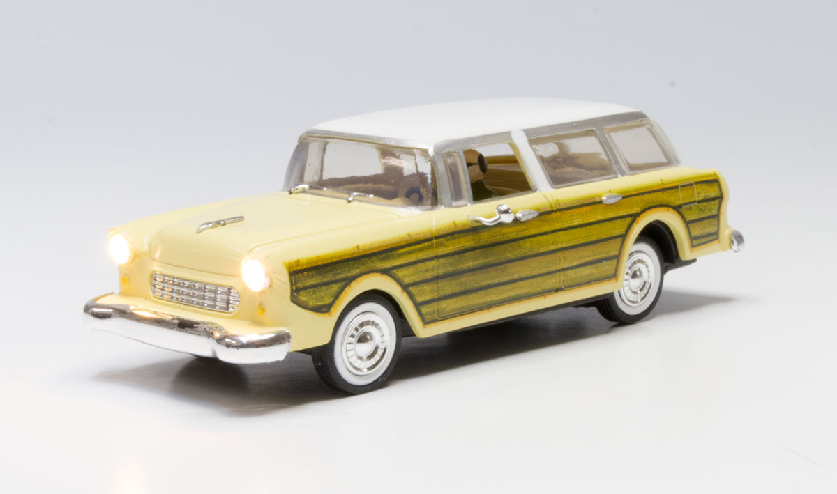 Station Wagon - O Scale