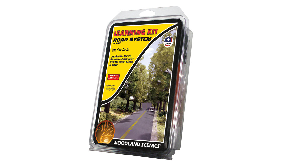 Road System Learning Kit