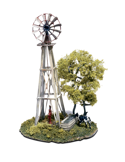 The Windmill HO Scale Kit