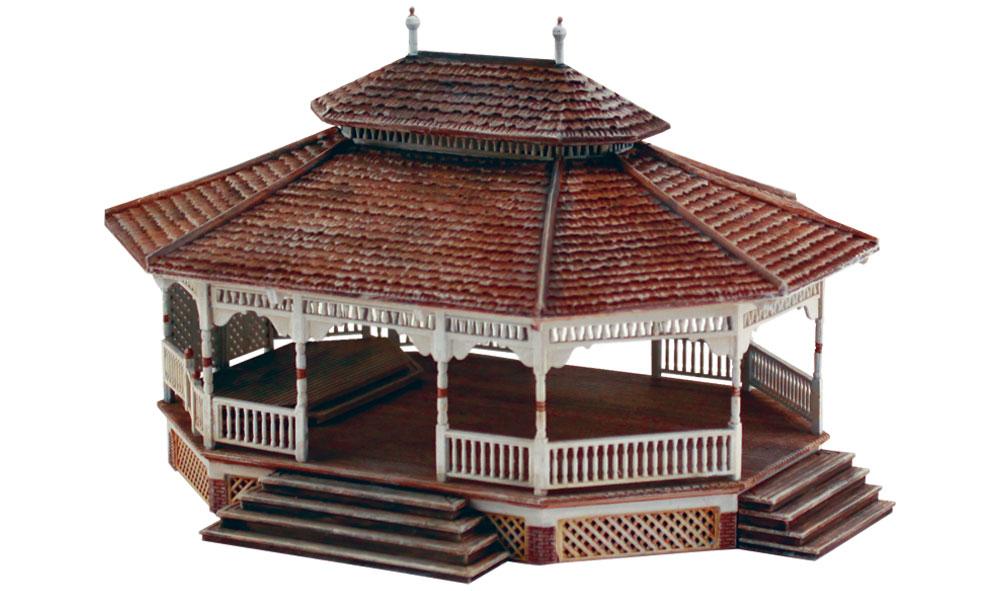 Lighting Model Railway Buildings