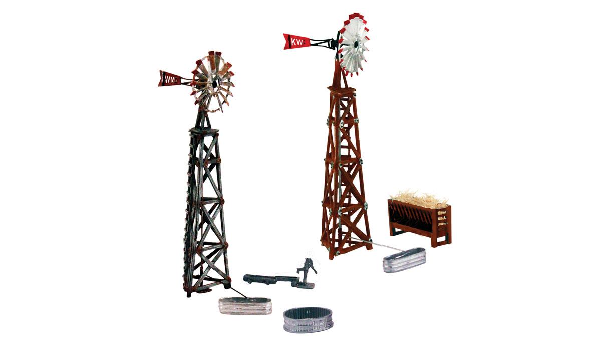 Woodland PF5213 N Kit Windmills