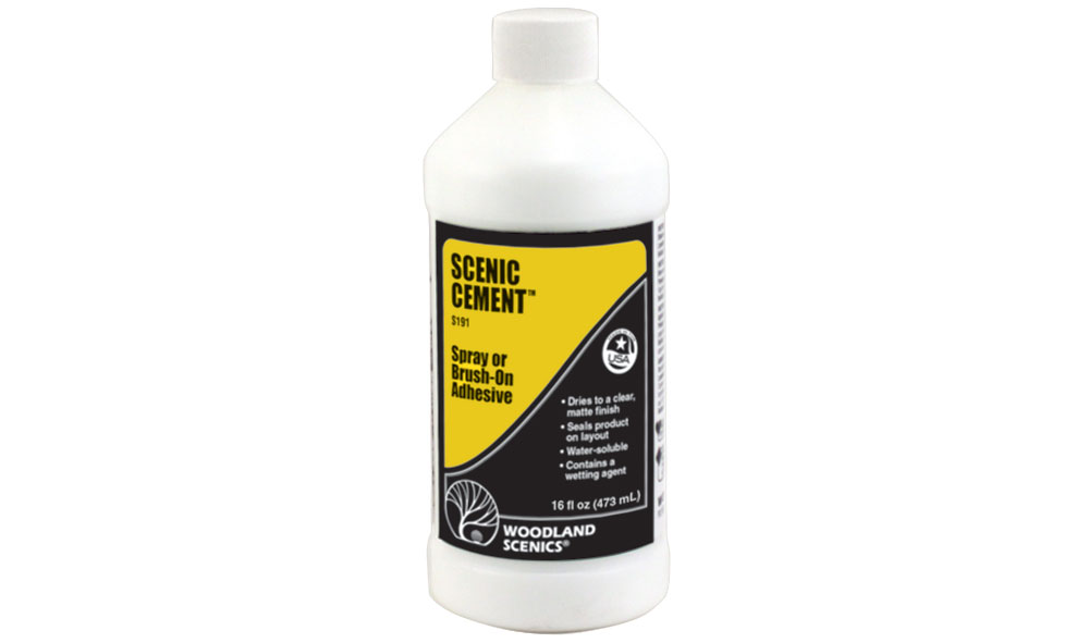 Scenic Cement<sup><font size='-1'>™</font></sup>