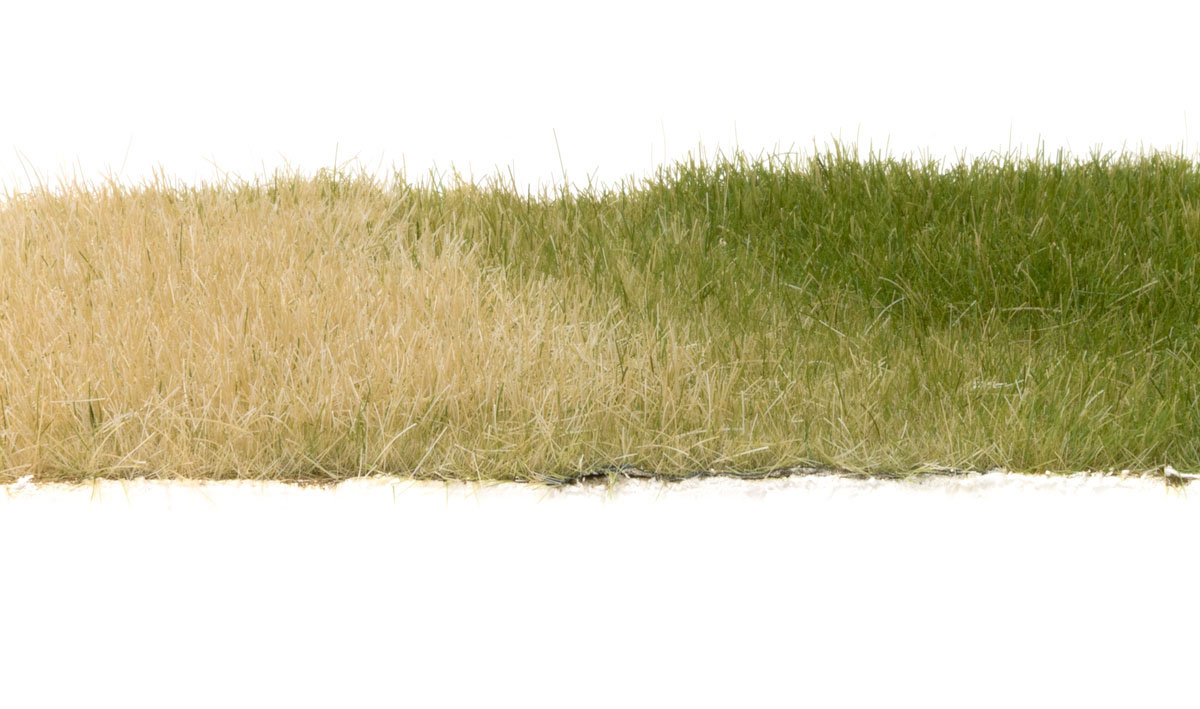 Static Grass Straw