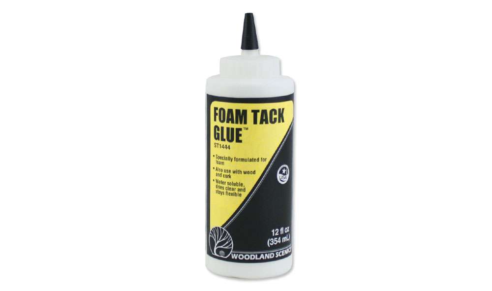 Foam Tack Glue™ - Woodland Scenics