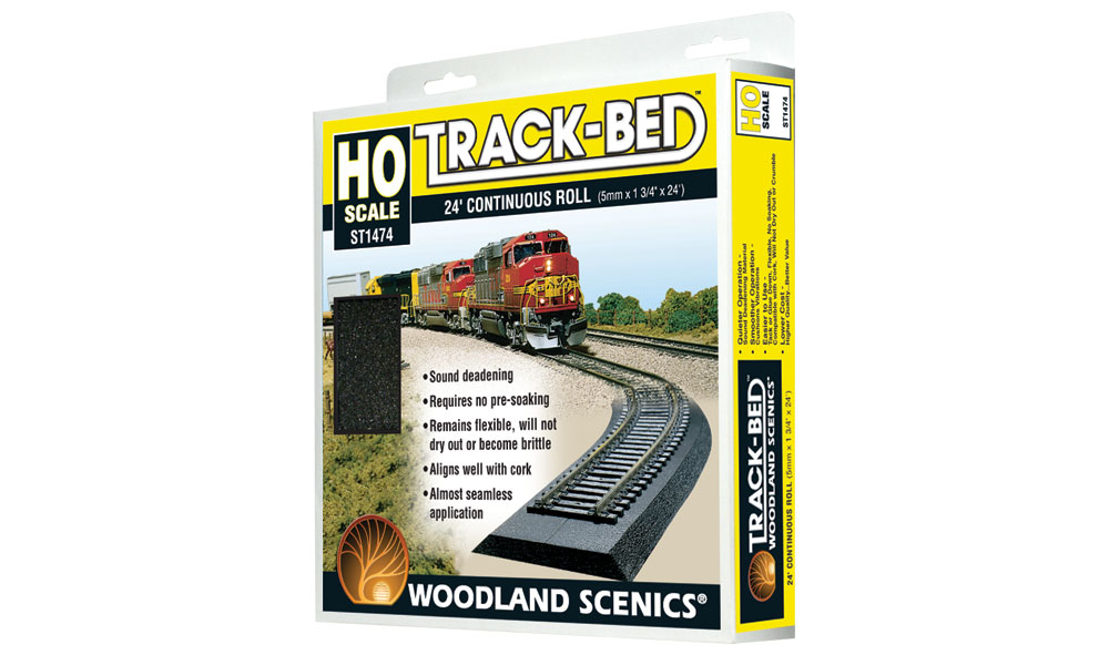 Track-Bed™ Roll - HO Scale