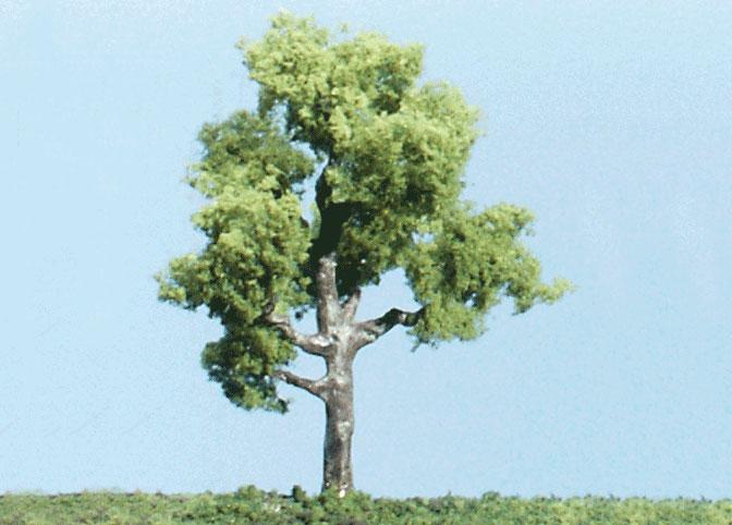Shade tree small tree kits woodland scenics model for Miniature shade trees