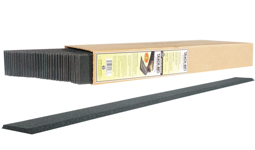 Track-Bed™ Strips (Bulk Pack) - HO Scale