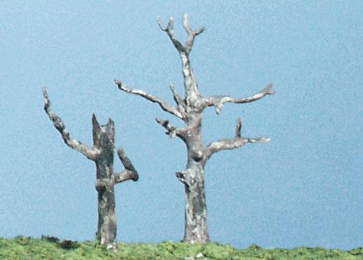 Dead Trees Small Tree Kits Woodland Scenics Model